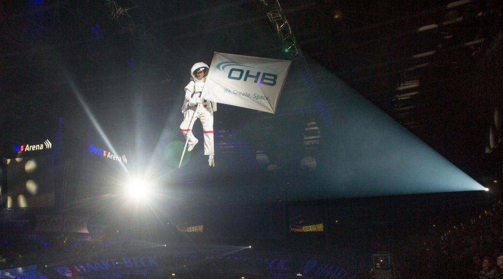 Astronaut ©ESN Lars Neumann