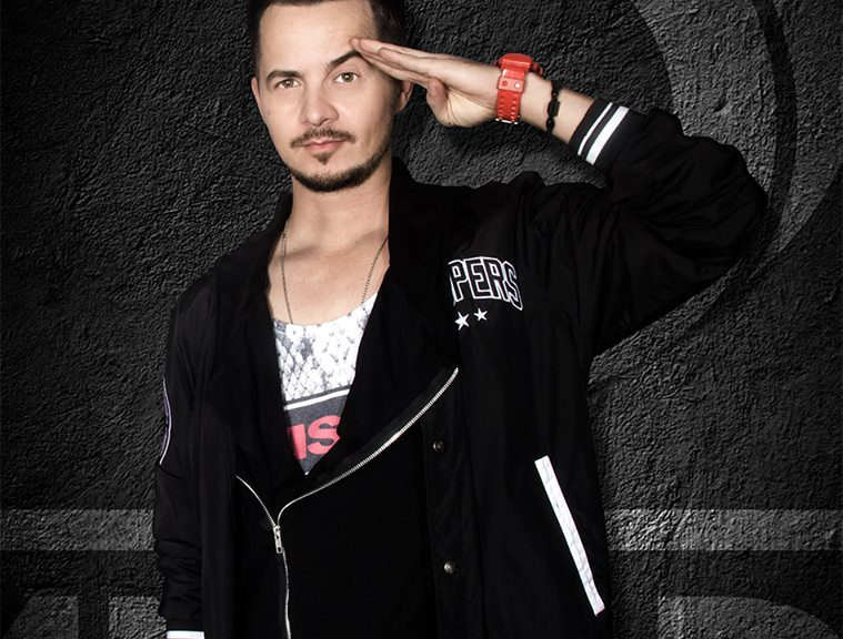 DJ Jimmy Deroy