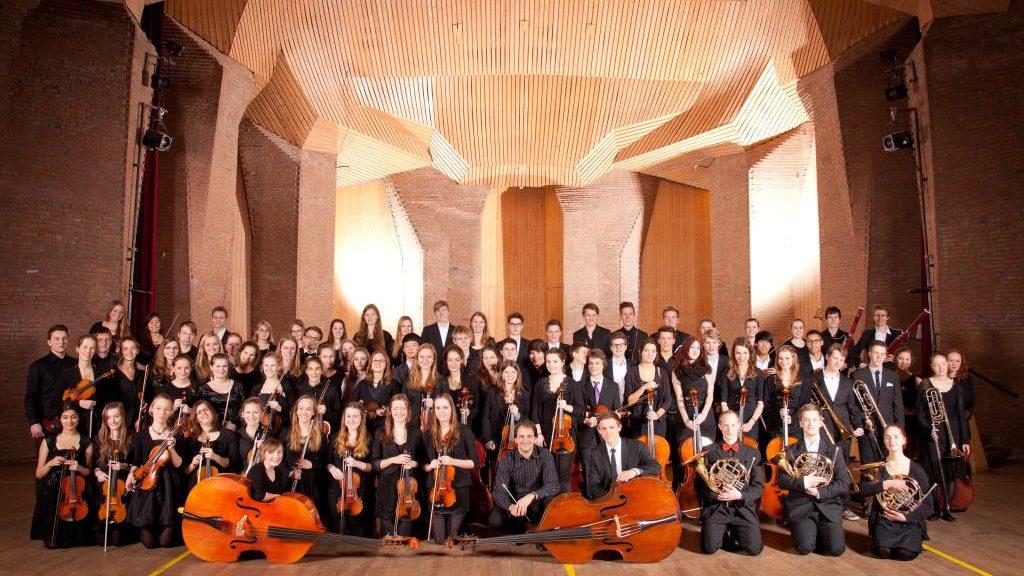 Jugendsinfonieorchester Bremen-Mitte der Musikschule Bremen