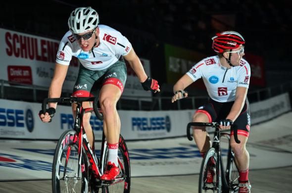 Sommerfeld/Schmiedel gewinnen 2. Etappe im U23-Cup