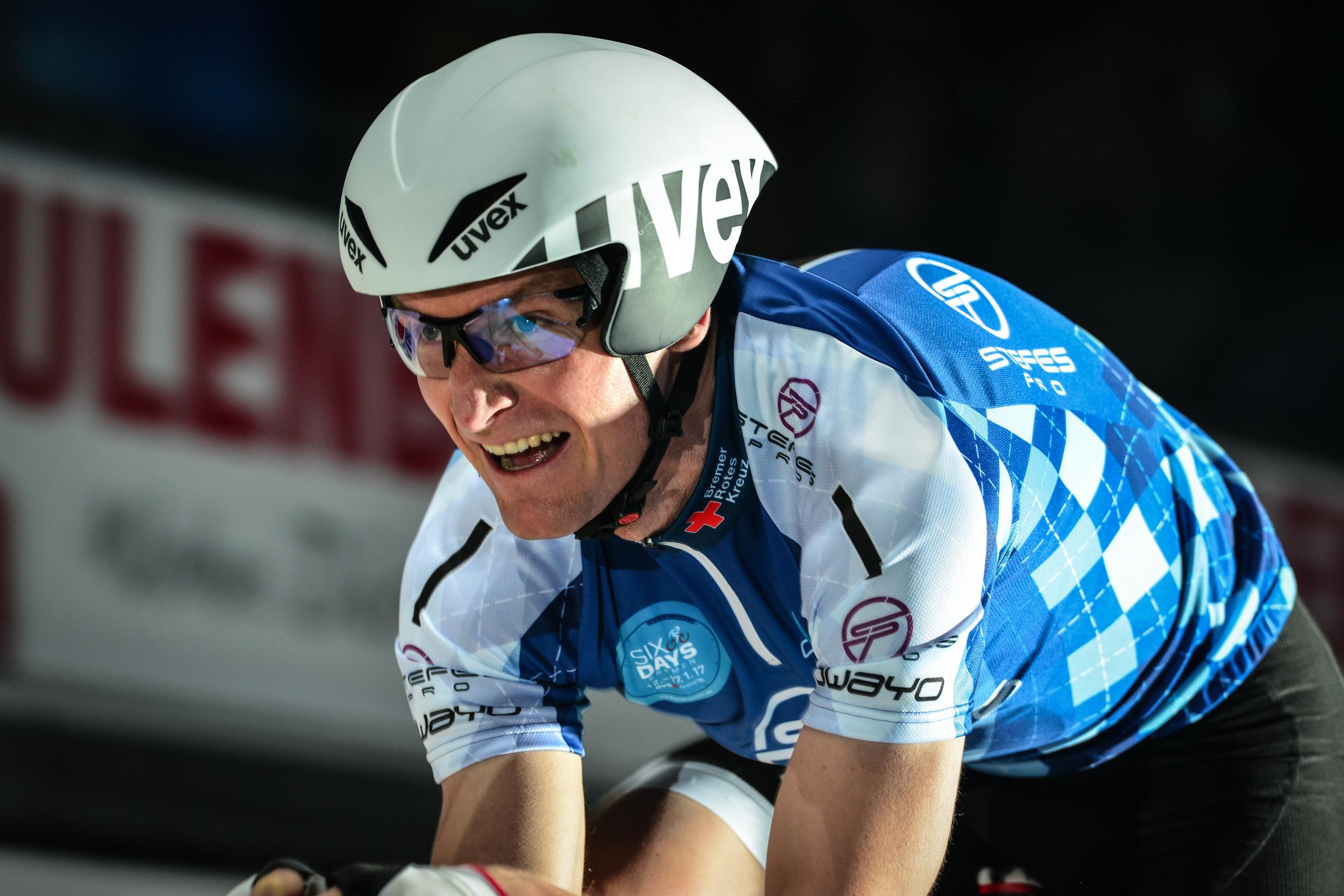 Matthias Schindler gewinnt Paracycling Duell