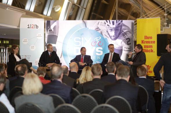 Vertreter aus Sport und Wirtschaft zu Gast am Business-Dienstag