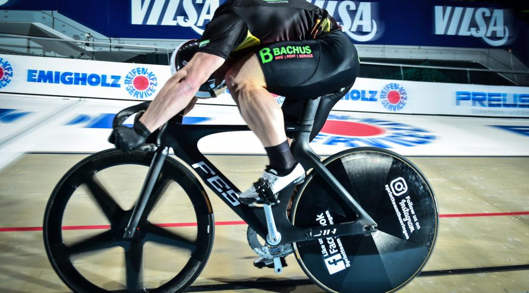 René Enders gewinnt Sprinterwettbewerb ©ESN