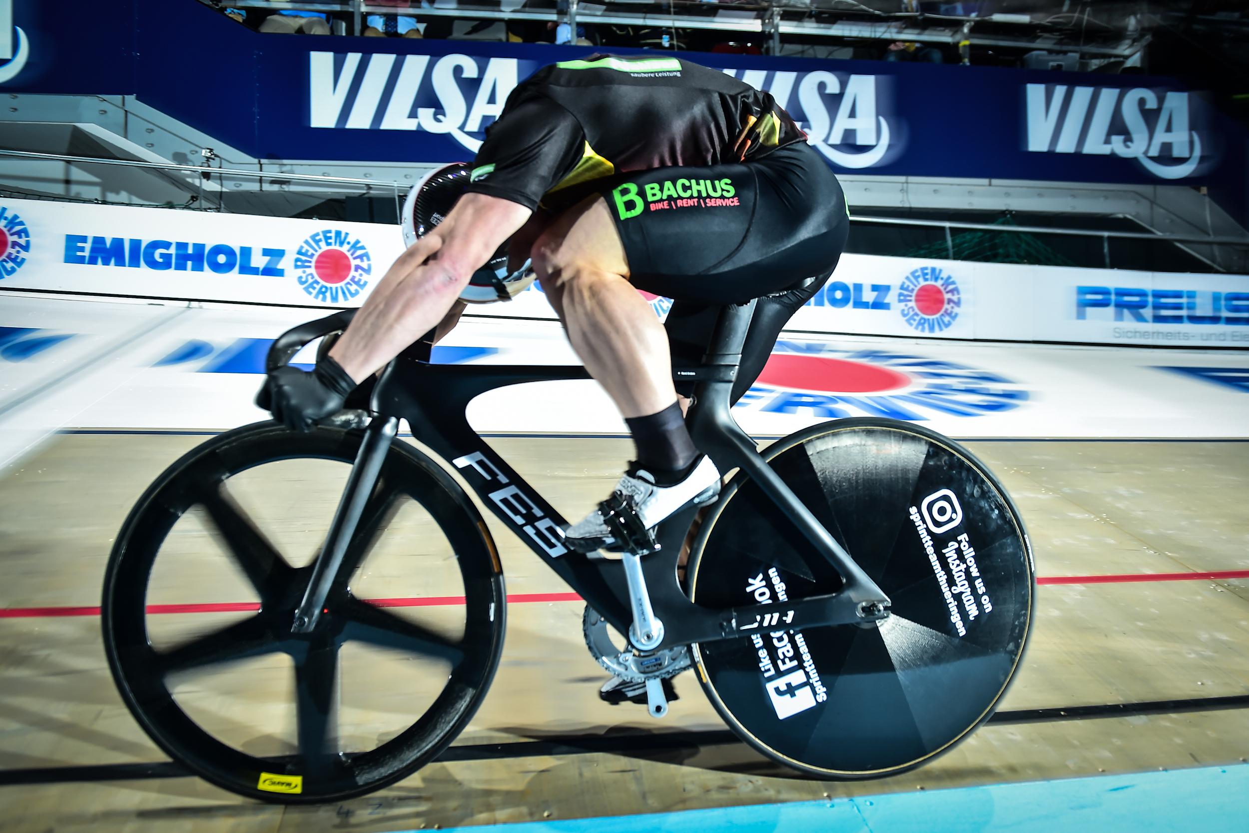 René Enders sichert sich den Gesamtsieg im Sprinterwettbewerb