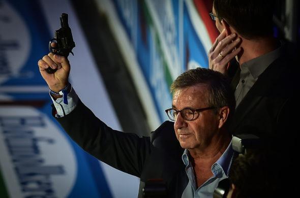 Jan Hofer gab sich die Ehre