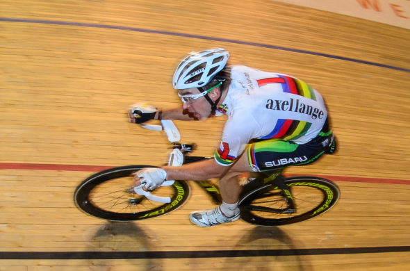 Australier Leigh Howard startet in Bremen