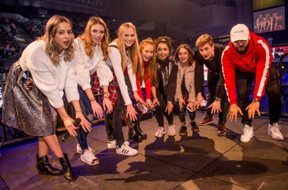 YouTube-Stars bringen die ÖVB-Arena zum Beben