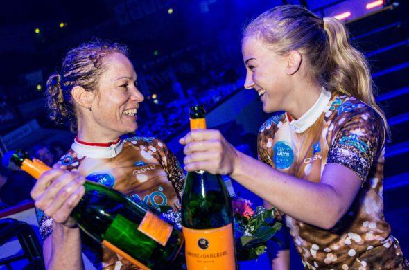 Niederländerinnen gewinnen Madison-Premiere