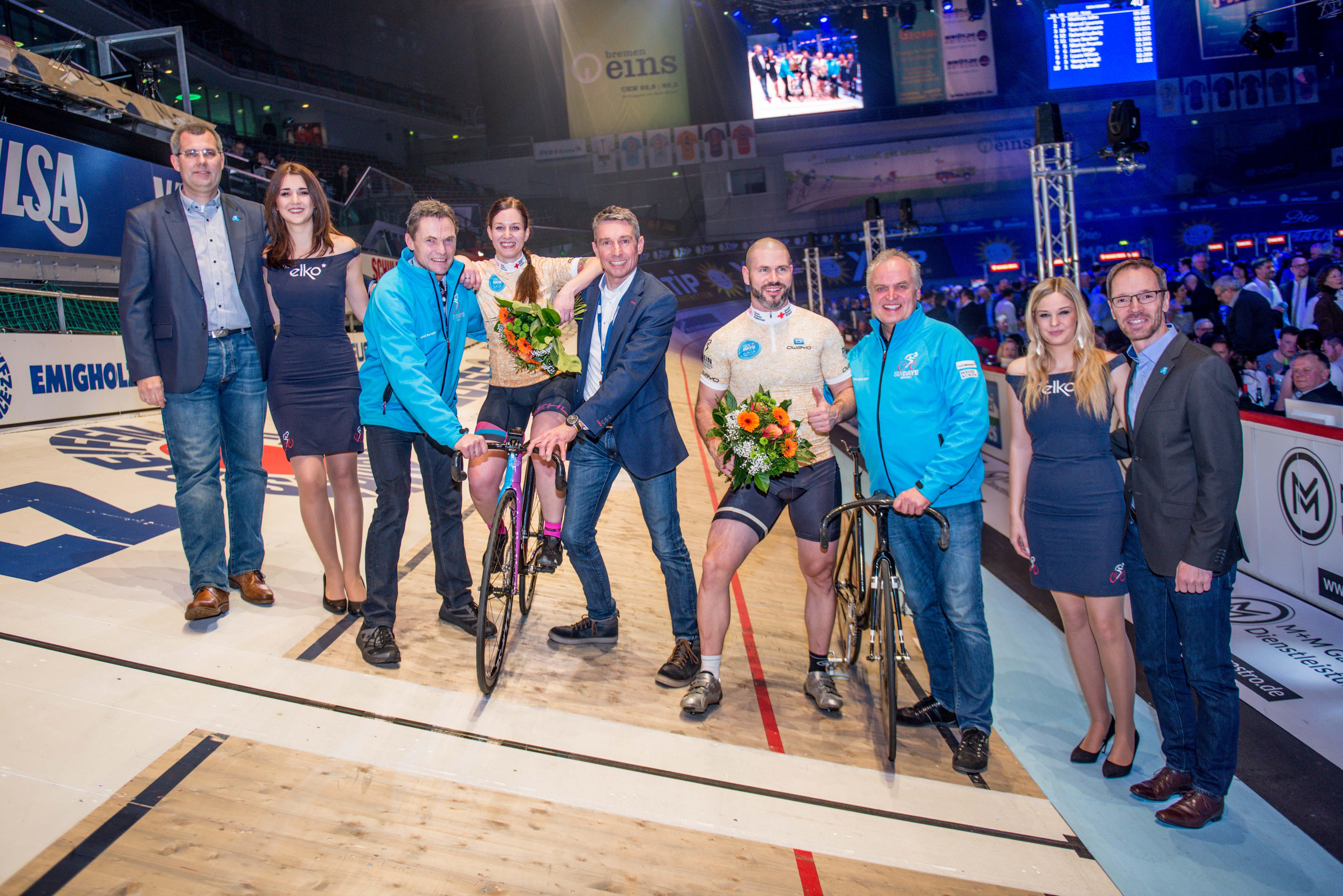 Matthias John & Jane Drage gewinnen Jedermannwettbewerb