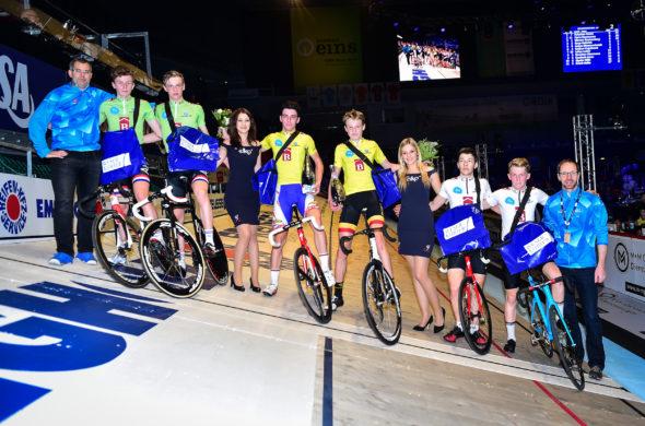 Petr Kelemen und Jan Vones gewinnen U19-Cup
