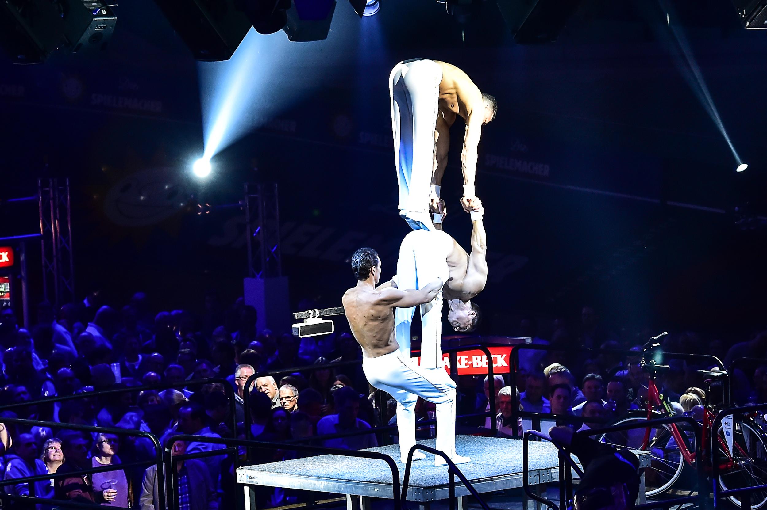 Die Kunst der Akrobatik