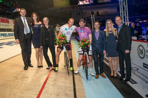 Matthias Schindler gewinnt Paracycling-Duell