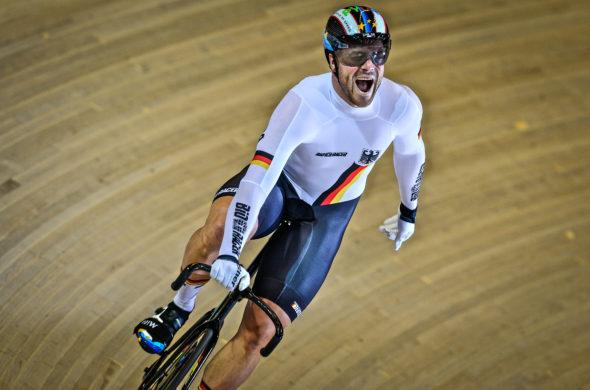 Sprintstar Maximilian Levy startet erstmals bei den SIXDAYS BREMEN