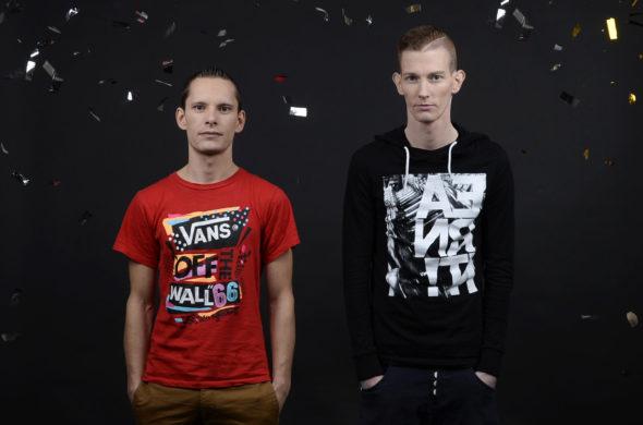 """Live und als Startschütze: DJ-Duo """"Gestört aber GeiL"""""""