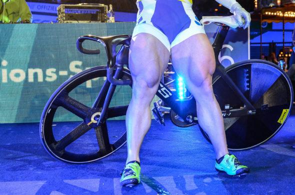 Diese Beine kommen nach Bremen