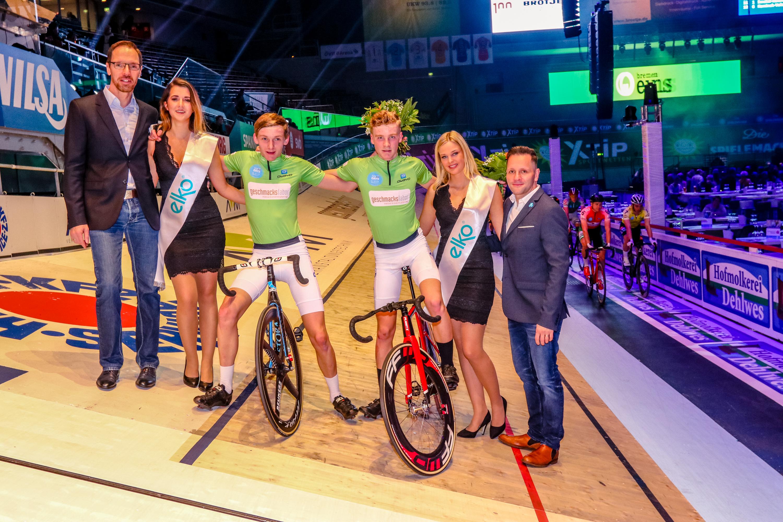 1. Etappe des Andy-Kappes-Cup geht an Pronk/Veenhuis (Team 11)