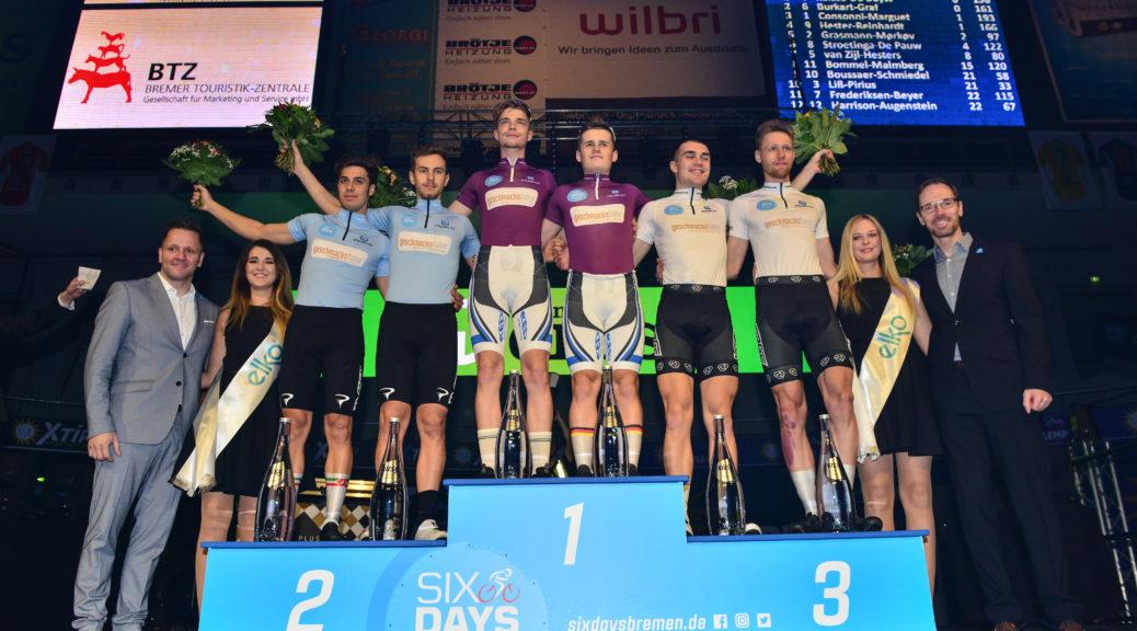 Sieger U23 (c) ESN/Arne Mill