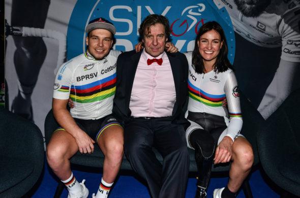 Sieg und Ehrung für Paracyclerin Denise Schindler