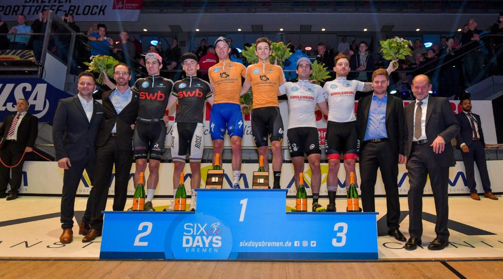 Sieger (c) ESN/Arne Mill