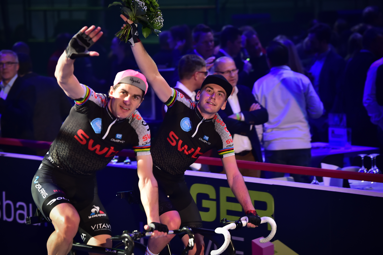 Erster Tagessieg geht an Reinhardt/Hesters (Team swb)