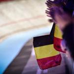 Belgische Fans (c) ESN/Arne Mill