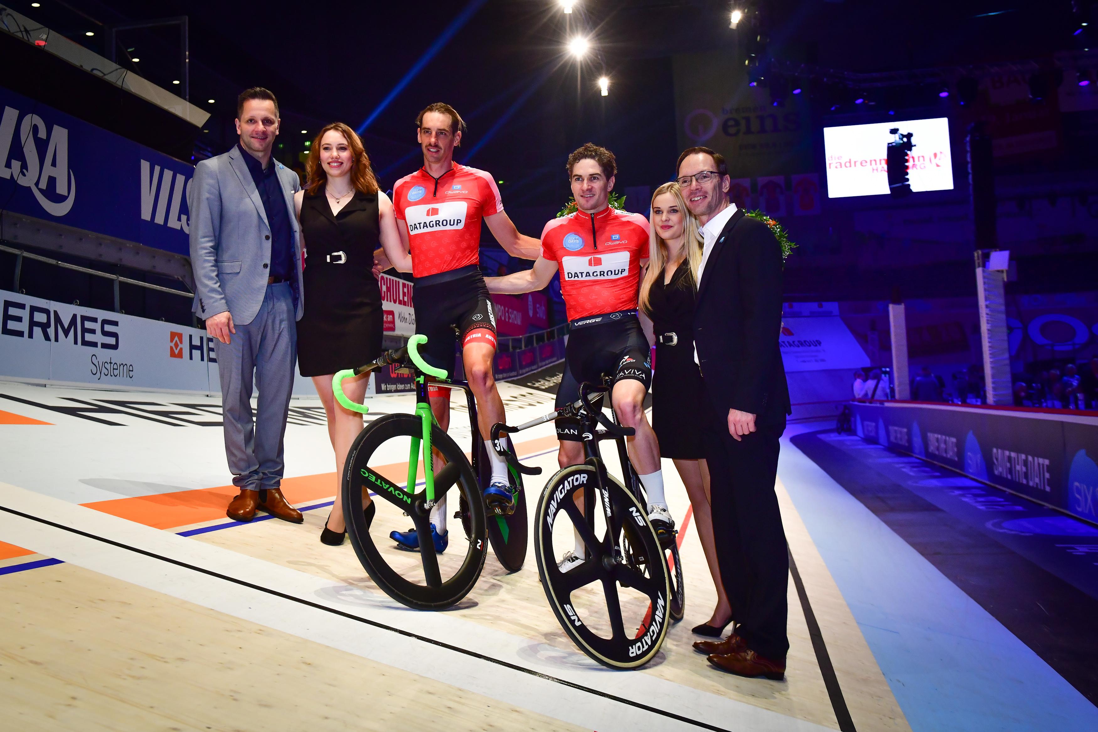 Erster Tagessieg für Andreas Graf und Marc Hester