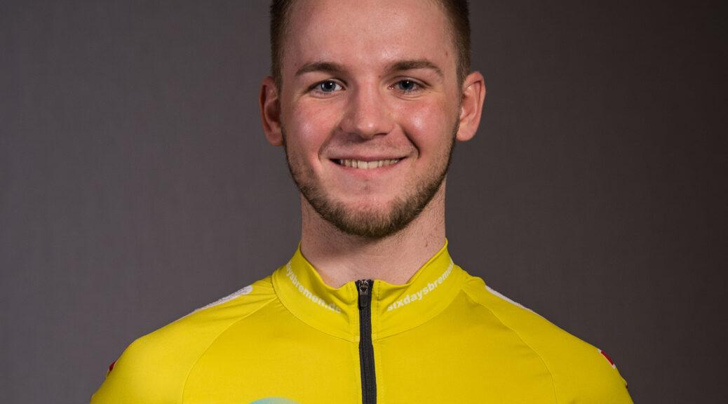 Luca Felix Happke (c) ESN/Arne Mill